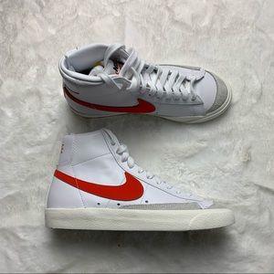 "Nike Blazer ""77"" Vintage Habanero Red"